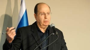 Former Israeli Defense Minister Moshe Ya'alon, pictured, announced his intention to run for prime minister. Photo: Avi Ohayon/GPO.